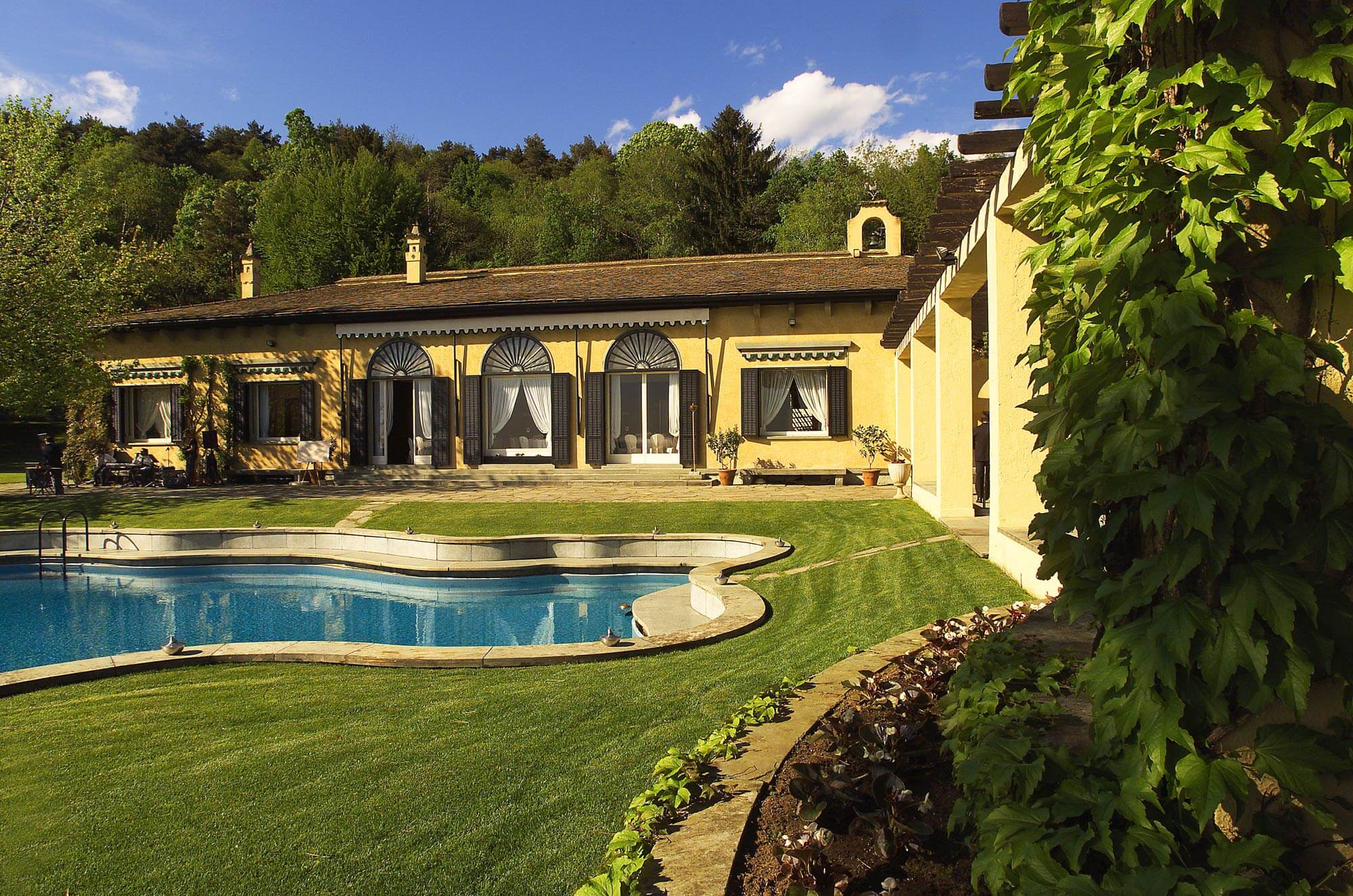Interni Di Villa San Martino : Open day con il fai u2013 villa san martino